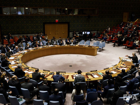 ВООН почалося екстрене засідання Ради безпеки щодо Сирії