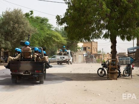 Террористы напали на базу миротворцев ООН в Мали