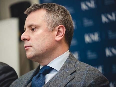 """Вітренко розповів, що представники """"Нафтогазу"""" і """"Газпрому"""" трапляються у середньому раз на місяць"""