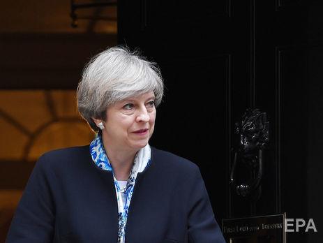 Мэй отметила что британское правительство предпримет меры в отношении тех россиян у кого есть в Лондоне финансы полученные незаконным