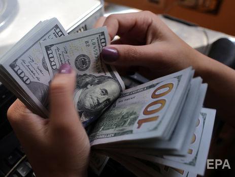 После выходных доллар иевро немного подорожают