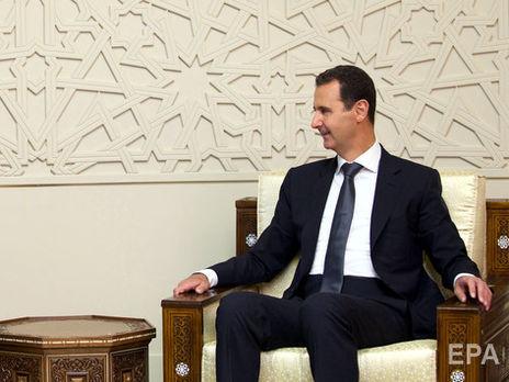 Асад заявил, что сирийский народ перестал бояться НАТО