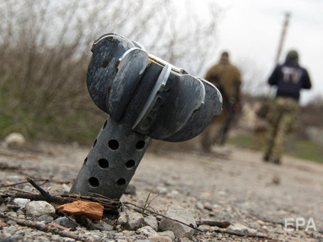 В Минобороны Украины посчитали, что на Донбассе необходимо разминировать около 7 тыс. км² территории, подконтрольной Украине, и 9 тыс. км², захваченных пророссийскими боевиками