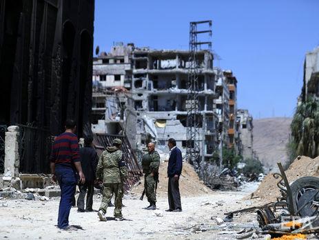 Інспекторів з хімічної зброї недопускають усирійське місто Дума
