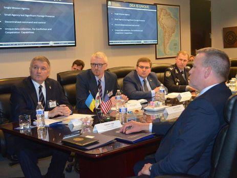США виділили Україні $1 млн на протидію наркозлочинності