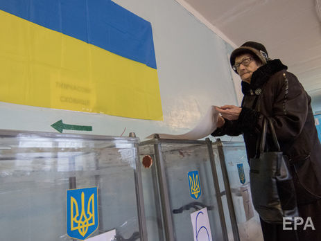 Следующие парламентские и президентские выборы в Украине состоятся в 2019 году