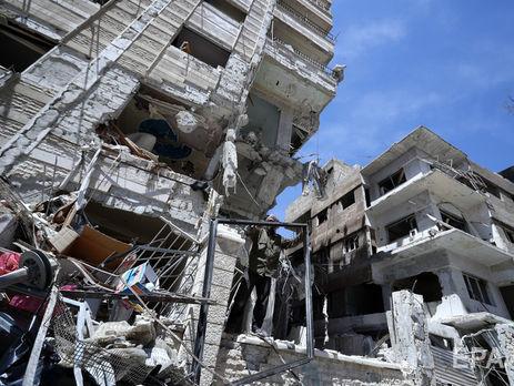 Міжнародних експертів пустили в сирійську Думу