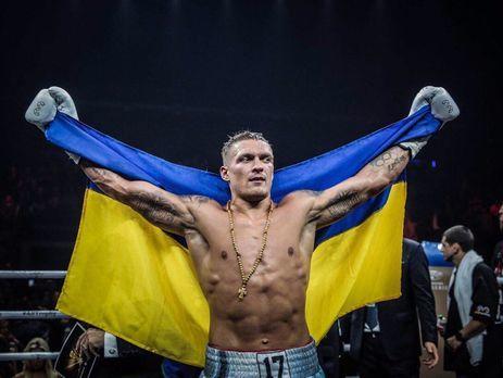Усик отказался драться с Гассиевым в России