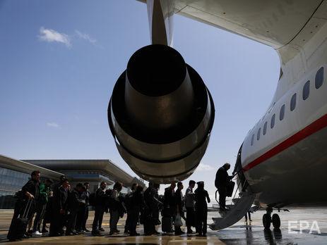 Русские власти продлили разрешение напролеты лайнеров США