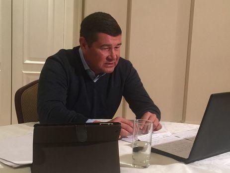 "Онищенко: Президент у ""договірняку"" з представником колишньої влади"