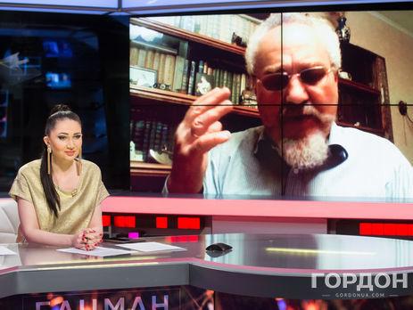 Андрій Зубов: Росія все більше схожа на старий Радянський Союз у своєму ставленні до Заходу. Захід вирішив отже, потрібно поводитися відповідно