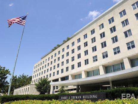 У Держдепартаменті США підтвердили підтримку суверенітету і територіальної цілісності України
