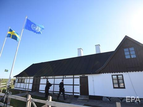 Совет Безопасности ООН провел заседание в Бакокре на юге Швеции