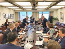 В НБУ заявили, что Украина обсуждает с МВФ условия четвертого пересмотра программы сотрудничества