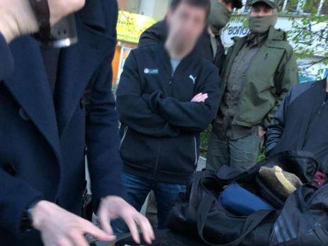 НАБУ викрило нахабарі київського суддю