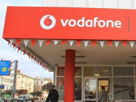"""Мобильная связь оператора """"Vodafone Украина"""" на оккупированной территории Луганской области отсутствовала из-за обрыва кабеля"""