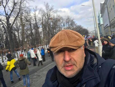 МЗС України: Заґратованого вРосії Романа Сущенка перевели водиночну камеру