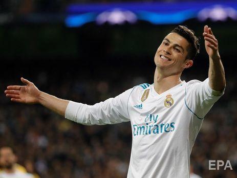 """Форвард """"Реала"""" Криштиану Роналду лучший бомбардир нынешнего розыгрыша Лиги чемпионов, на его счету 15 голов в 10 матчах"""