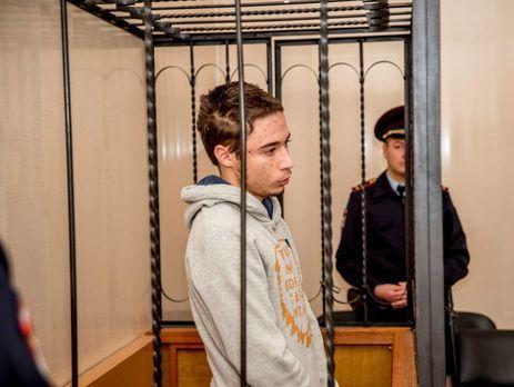 Російські силовики посилили психологічний тиск наПавла Гриба