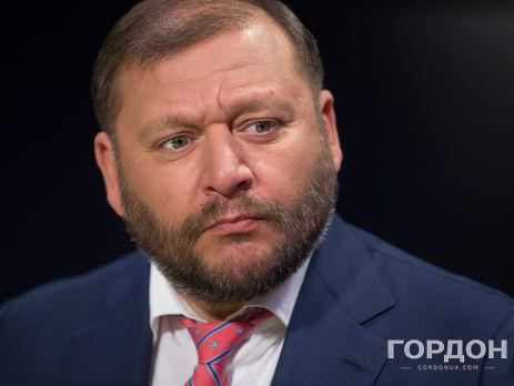 Добкин: Донбасс должен вернуться. Только не как территория, а с людьми. Не с военнопленными, как говорит эта босота