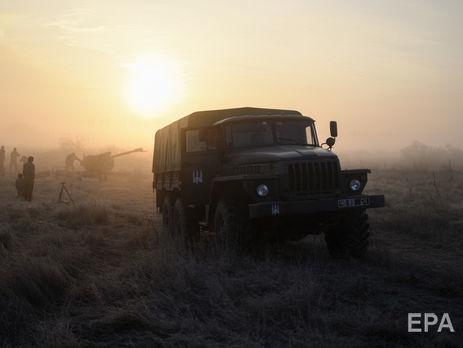 Украина призывает усилить давление на Российскую Федерацию из-за обострения наДонбассе