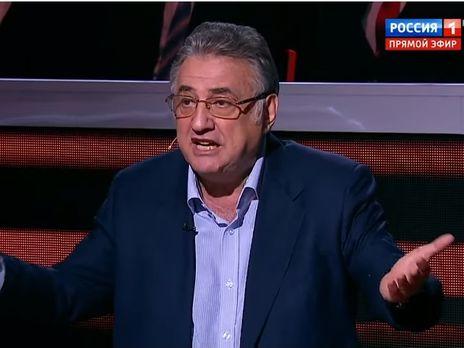 Багдасаров: США наш враг, они делают все, чтобы нас вытеснить из Украины