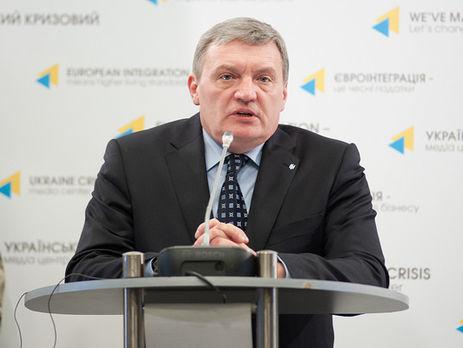 Грымчак: Необходимо разоружить боевиков, создать международную переходную администрацию для передачи этих территорий под контроль Украины