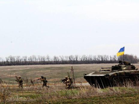 Украинские военные взяли вплен боевика— Сутки наДонбассе