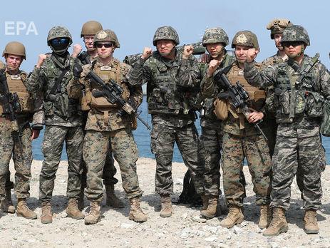 США виведуть частину військових з Південної Кореї - ЗМІ [ Редактировать ]