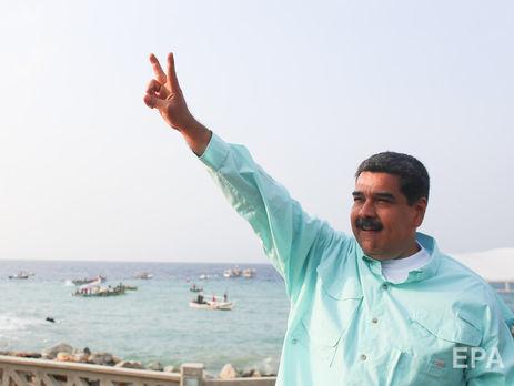 УВенесуелі навиборчому бюлетені розмістили 10 фотографій президента Мадуро