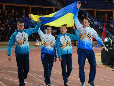 Впервые вистории: Сборная Украины завоевала первое место наВсемирной Гимназиаде