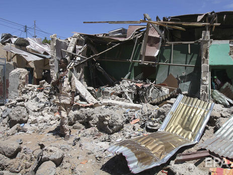 Наринку вСомалі стався вибух, більше 10 людей загинули