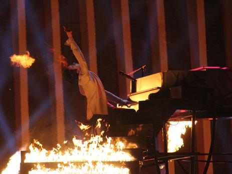 Melovin вышел вфинал «Евровидения», Самойлова уходит домой