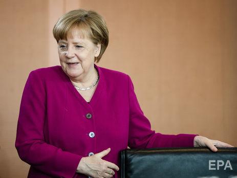 Меркель назвала «неправильным» решение США выйти ихядерной сделки сИраном