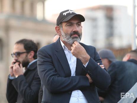 В Армении сформировано правительство Пашиняна