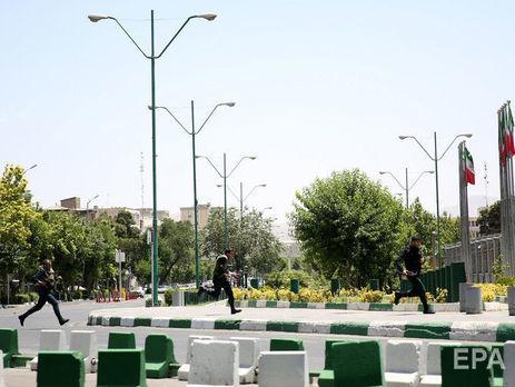 Теракт в Тегеране произошел в июне 2017 года