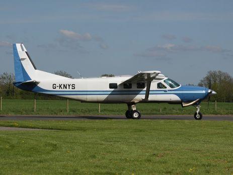 В Ірландії зазнав аварії легкомоторний літак, загинув пілот та7-річний хлопчик