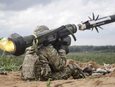 Javelin уже доставили в Украину