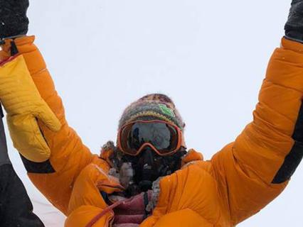 С Эвереста эвакуировали двух украинских альпинистов