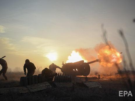 Вооруженный конфикт на Донбассе начался в апреле 2014 года
