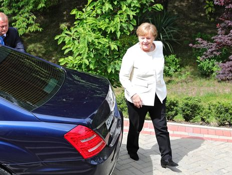 Германия считает, что Украина должна остаться транзитером газа – Меркель