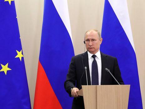 Путин заявил, что транзит газа через Украину зависит от экономической целесообразности