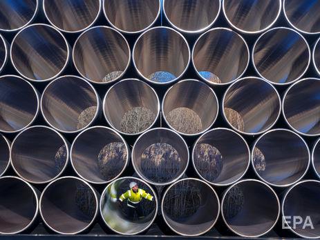 У німецькому Лубміні вже почали перші роботи з будівництва газопроводу