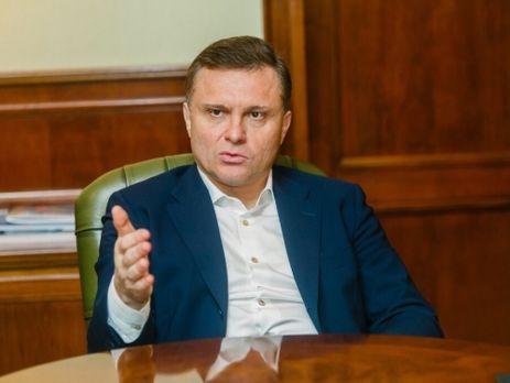 Левочкин отметил, что окончательного решения о кандидате Оппозиционный блок не принял