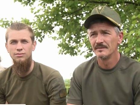 Українські військові розповіли про захоплення бойовиків
