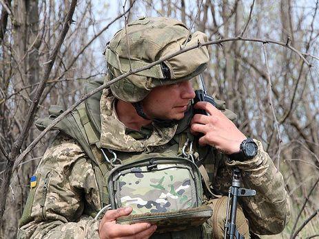 «Уничтожили снайпера»: украинские военные рассказали оновых успехах ООС