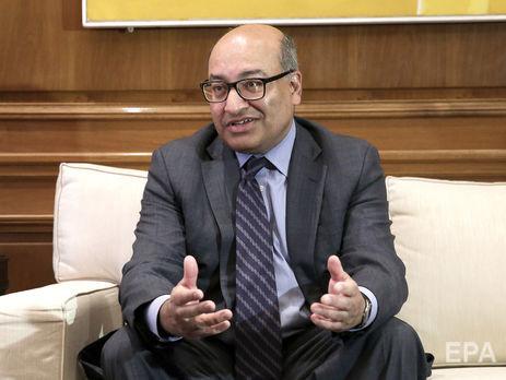 """Президент ЕББР заявил, что банк хочет получить долю в """"Ощадбанке"""""""