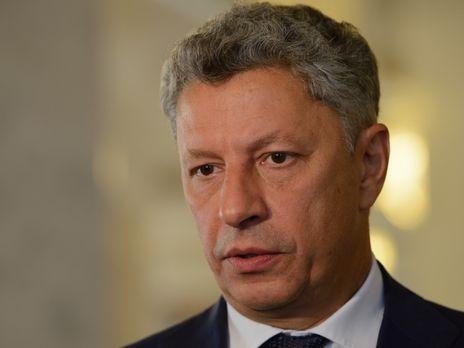 Юрий Бойко: Чем быстрее мы добьемся мира, тем быстрее стабилизируется экономическая ситуация в Украине и наладится жизнь простых людей