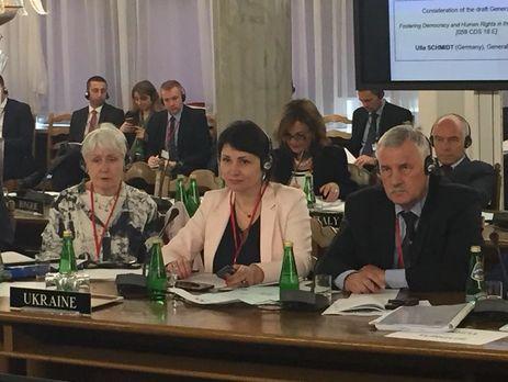 ПАНАТО: Российская Федерация нарушает права человека наДонбассе