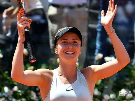 Свитолина объснила неубедительный старт наRoland Garros | Теннис